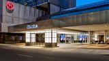 Sheraton Dallas Hotel Exterior