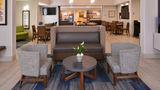 Holiday Inn Express Stockton Lobby