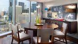 Omni Dallas Hotel Suite