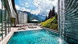 Tschuggen Grand Hotel Pool