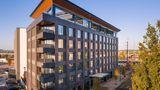 TownePlace Suites Downtown/Capitol Dist Exterior