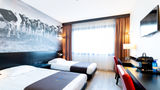 Bastion Hotel Room