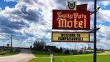 Lucky Vista Motel Exterior