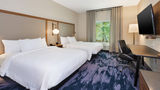 Fairfield Inn & Suites Knoxville Alcoa Room