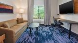 Fairfield Inn & Suites Knoxville Alcoa Suite