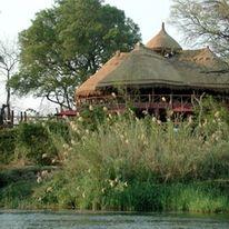 SanctuarySussi Lodge & Chuma House