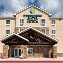 WoodSpring Suites Signature Houston IAH
