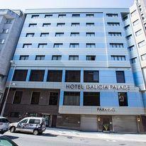 Hotel Husa Galicia Palace