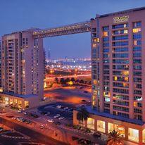 Marriott Exec Apts Dubai Creek
