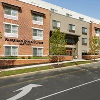 Fairfield Inn & Suites Charlottesville