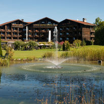 Lindner Parkhotel & Spa, Oberstaufen