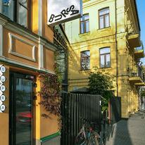 Bursa Hotel, Kiev