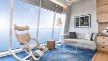 Mein Schiff 6 Suite