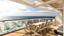 Mein Schiff 6 Balcony