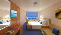 Carnival Radiance Oceanview
