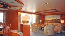 Caribbean Princess Suite
