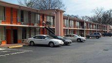College Motor Inn