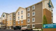 WoodSpring Suites Chicago Romeoville