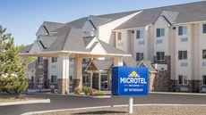 Microtel Inn & Suites Klamath Falls