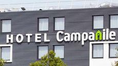 Hotel Campanile Ouest- Merignac Arpt