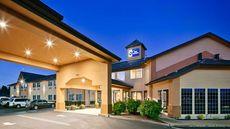 Best Western Dallas Inn & Suites