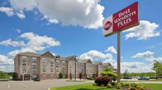 Best Western Plus Fredericton Htl Suites