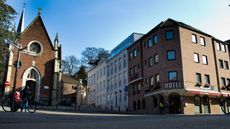 New Damshire Hotel Leuven