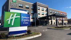 Holiday Inn Express/Suites Randolph