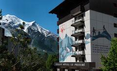 Chalet Hotel Le Prieure