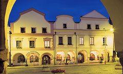 Hotel Zlata Hvezda Trebon
