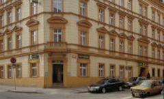Three Crowns Hotel Prague