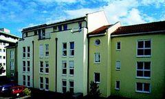 Winters Offenbach Eurotel Boardinghouse