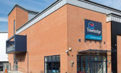 Travelodge Leicester Central