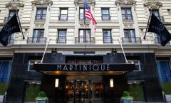 Martinique NYC on Broadway, Curio Coll