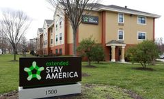 Extended Stay America Stes Bwi Airport A