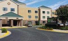 Extended Stay America Stes Womack Dr