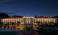 Hotel Fort Canning in Singapore