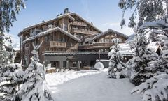 Hotel Barriere Les Neiges