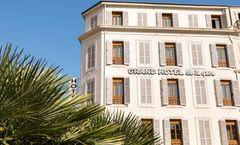 Hotel The Originals Grand de la Gare