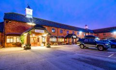 The Olde Barn, Sure Hotel Coll by BW
