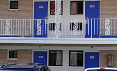 Motel 6 Baltimore City