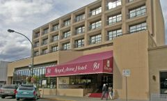 The Royal Anne Hotel