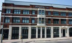 Hampton by Hilton Birmingham Jewellery
