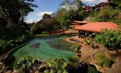 La Paz Waterfall Gardens, Peace Lodge