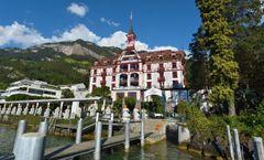 Vitznauerhof Hotel