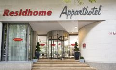 Residhome Appart Hotel Courbevoie