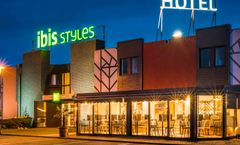 Ibis Styles Rouen Val De Reuil