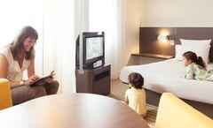 Suite Novotel Paris Velizy