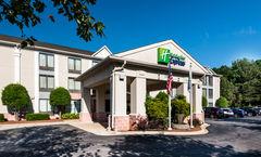Holiday Inn Express CLT Arpt Belmont