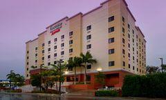 Fairfield Inn&Suites Miami Airport South